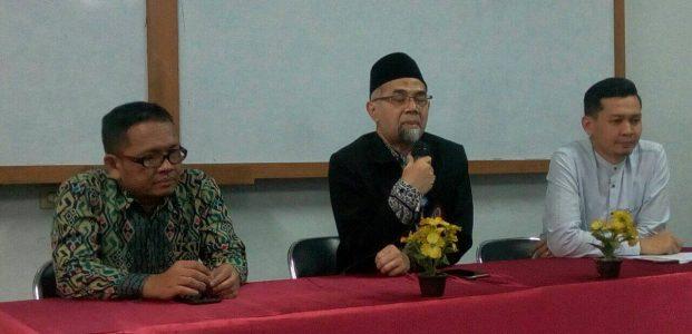 Pers Konferensi di Universitas Sangga Buana (USB) Bandung