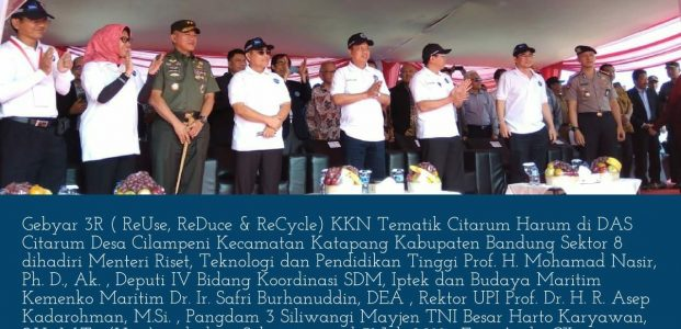 GEBYAR 3R KKN TEMATIK PROGRAM CITARUM HARUM