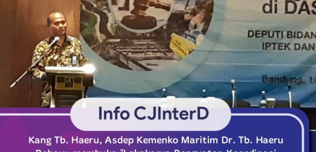 Lokakarya Penguatan Koordinasi PenegakanHukum di DAS Citarum