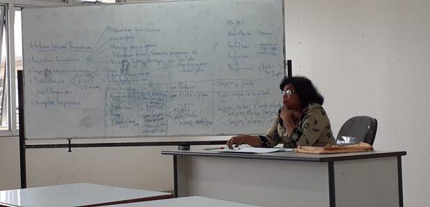 Ketua Kelas dalam Perspektif Perguruan Tinggi