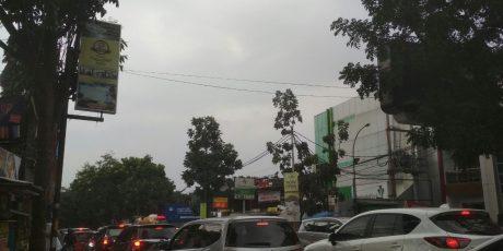 BANDUNG KOTA TERMACET SE-INDONESIA