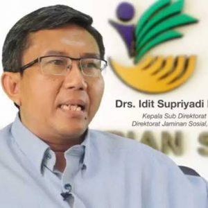 Wawancara Khusus CJI bersama Kang Idit dalam program 'CJI menDengar' di Wyata Guna Kota Bandung