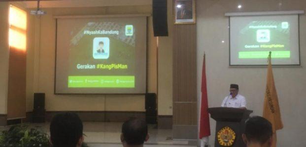 Kuliah Umum Walikota Bandung H. Oded M. Danial, S.A.P. di Universitas Pasundan Bandung