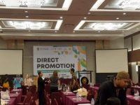 Pembelajaran Praktek Komunikasi Bisnis di Travel; Dialog & Table Top