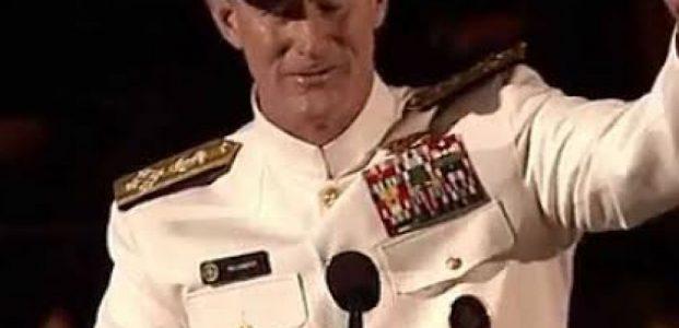 Nasihat Dari Admiral Angkatan Laut US Navy SEAL : Awali Hari Dengan Membereskan Tempat Tidur