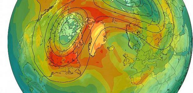 Lubang Terbesar Sepanjang Sejarah di Lapisan Ozone di Atas Arctic Akhirnya Menutup