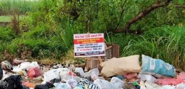 Sampah Itu Masalah Kita Bersama !