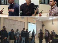 Pelantikan Pengurus Kompepar Kecamatan Cidadap Kota Bandung