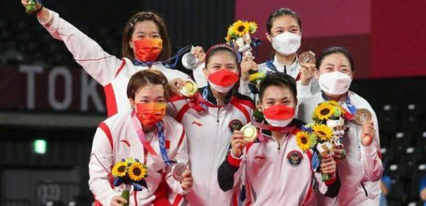 Jawara Olimpiade Layak Dapat Bonus Besar ! Utuhkah ?
