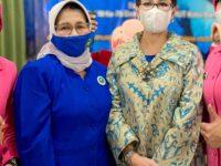 Sosialisasi 4 Pilar Kebangsaan Bersama Teh Nurul Arifin di Masa Pandemi Covid-19 Tahun 2021