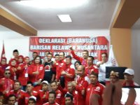 Deklarasi Barisan Relawan Nusantara (Baranusa)  Jawa Barat !