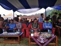 Peletakan Batu Pertama 'Incenerator' Sinapeul Kecamatan Lembang Satgas Sektor 22 !