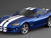 Dodge Viper, SRT I've always loved this car