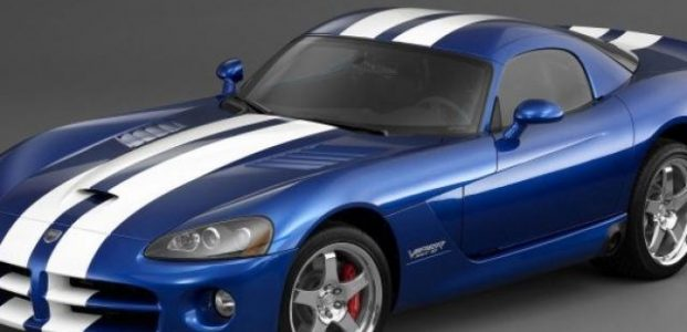 Dodge Viper, SRT I've always loved this car