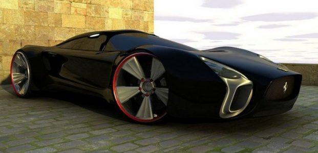 Ferrari Supercar Concept