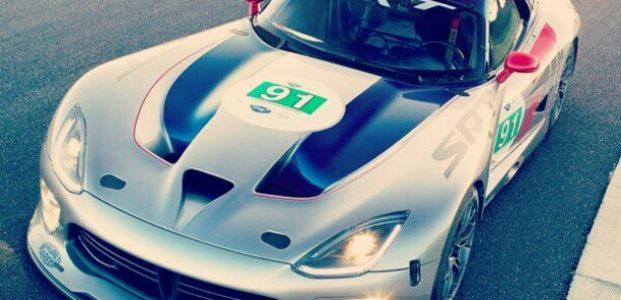 Dodge Viper SRT Racing