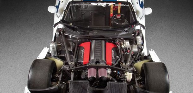 Inside the SRT Viper GT3-R – Wow!