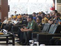Sosialisasi Program Citarum Harum, Pangdam III Siliwangi Bersama Ormas se Jawa Barat