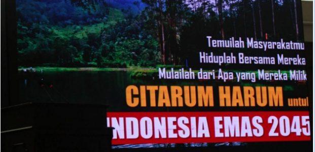 Citarum Hidupi Masyarakat Jawa dan Bali